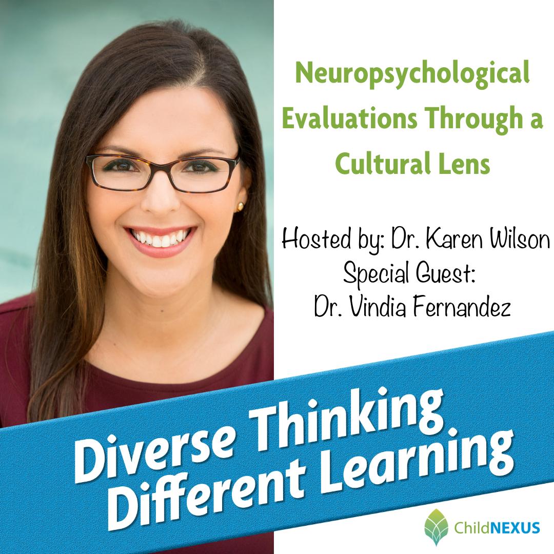 Diverse Thinking Different Learning - V Fernandez