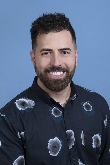 Gallagher, Colin - UCLA Headshot